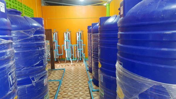 ติดตั้งโรงงานน้ำดื่มราคาถูก